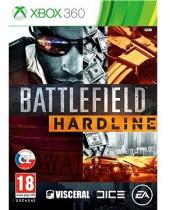 Battlefield - Hardline CZ (XBOX 360)