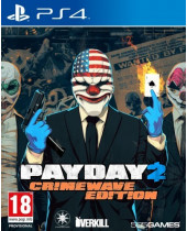 PayDay 2 (Crimewave Edition) (PS4)