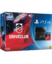 Sony PlayStation 4 (PS4) 500GB + Driveclub (PS4)
