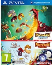 Rayman Legends + Rayman Origins (PSV)