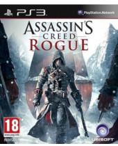 Assassins Creed - Rogue + Assassins Creed 4 - Black Flag CZ (PS3)