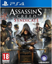 Assassins Creed - Syndicate CZ (PS4)