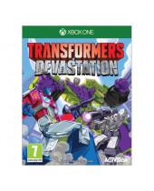 Transformers - Devastation (XBOX ONE)