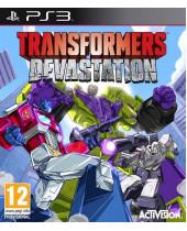 Transformers - Devastation (PS3)