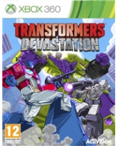 Transformers - Devastation (XBOX 360)