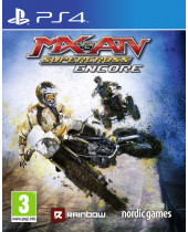 MX vs ATV Supercross (Encore Edition) (PS4)