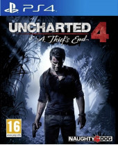 Uncharted 4 - A Thiefs End CZ (PS4)