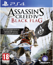 Assassins Creed 4 - Black Flag CZ (PS4)