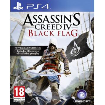 Assassins Creed 4 - Black Flag CZ (PS4)