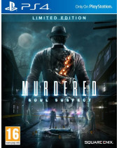 Murdered - Soul Suspect (Limited Edition) (PS4)
