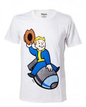 Fallout 4 - Vault Boy Bomber (T-Shirt)