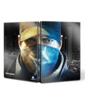 Watch Dogs steelbook