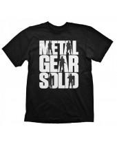 Metal Gear Solid Logo (T-Shirt)