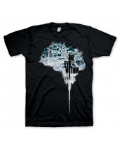 Evil Within Brain Negative (T-Shirt)