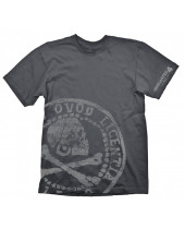 Uncharted 4 Pirate Coin (T-Shirt)