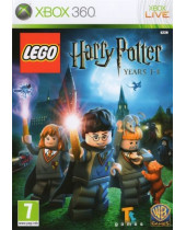 LEGO Harry Potter - Years 1-4 (XBOX 360)