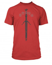 Witcher Silver Sword (T-Shirt)