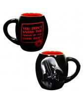 Star Wars hrnček Darth Vader