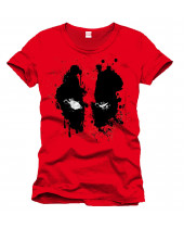 Deadpool Splash Head (T-Shirt)