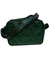 Matrix - Code Black Messenger Bag