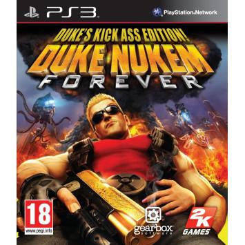 Duke Nukem Forever (Dukes Kick Ass Edition) (PS3)