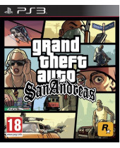 Grand Theft Auto - San Andreas (PS3)