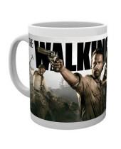 Walking Dead hrnček Banner