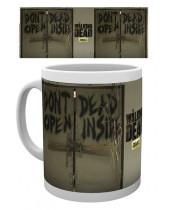 Walking Dead hrnček Dead Inside