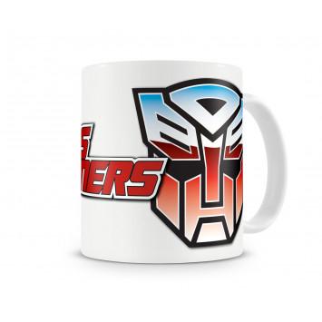 Transformers hrnček Retro Autobot