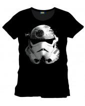 Star Wars - Stormtrooper Deathstar (T-Shirt)