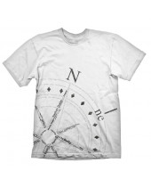 Uncharted 4 Compass (T-Shirt)