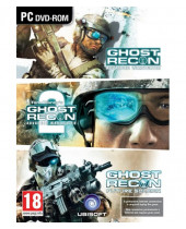 Tom Clancys Ghost Recon Triple Pack (PC)