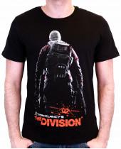 Division - Back Black (T-Shirt)