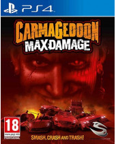 Carmageddon - Max Damage (PS4)