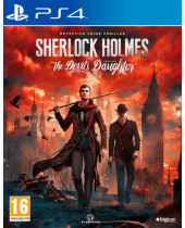 Sherlock Holmes - The Devils Daughter (PS4)