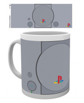 PlayStation hrnček Console