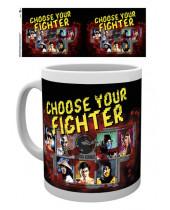 Mortal Kombat hrnček Fighters