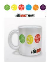 Big Bang Theory hrnček Symbols