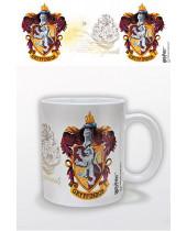 Harry Potter hrnček Gryffindor Crest