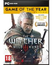 Zaklínač 3 - Divoký Hon CZ (Game of the Year Edition) (PC)