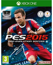 Pro Evolution Soccer 2015 (PES 2015) (XBOX ONE)