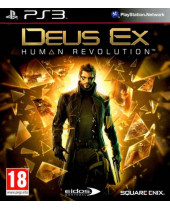 Deus Ex - Human Revolution (Limited Edition) (PS3)