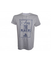 PlayStation - For The Players (T-Shirt)