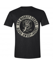 Gas Monkey Garage Blood Sweat and Beers (T-Shirt)