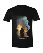 Titanfall 2 Titan Scorch and Kane (T-Shirt)
