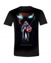 Captain America Civil War Captain Posing (T-Shirt)