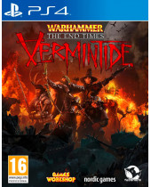 Warhammer The End Times - Vermintide (PS4)