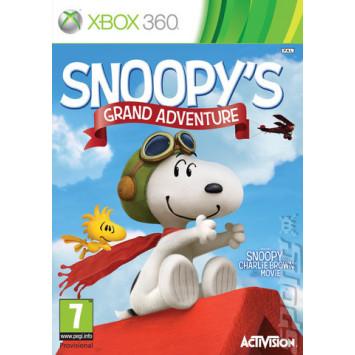 Snoopys Adventure (XBOX 360)