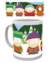 South Park hrnček Boys