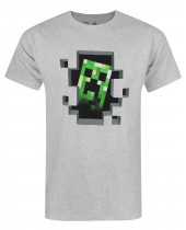 Minecraft Creeper Inside (T-Shirt)